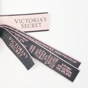 Victoria's Secret Intimates & Sleepwear - NWT Victoria's Secret Strappy Mesh Plunge Bralette